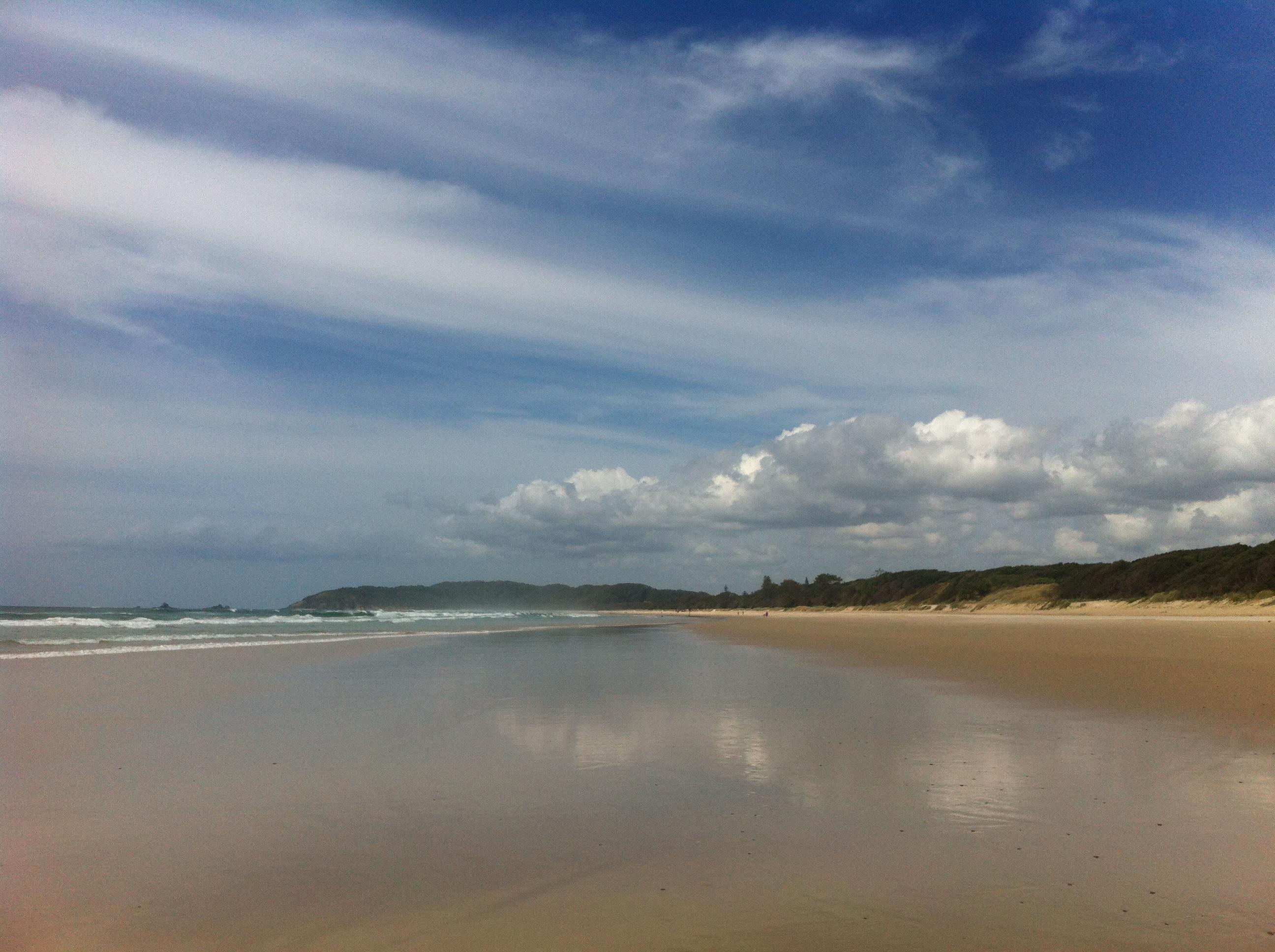 Linn-Dubh - Byron Bay - Australia - Reisepläne 2017